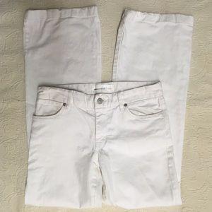 Paper Denim & Cloth White Jayne Jeans